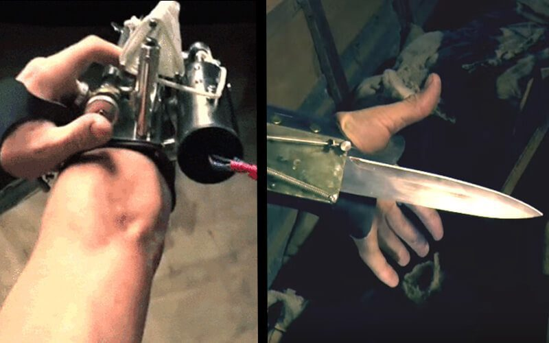 Crazy Gamer Builds Real Life Assassin S Creed Rope Launcher And