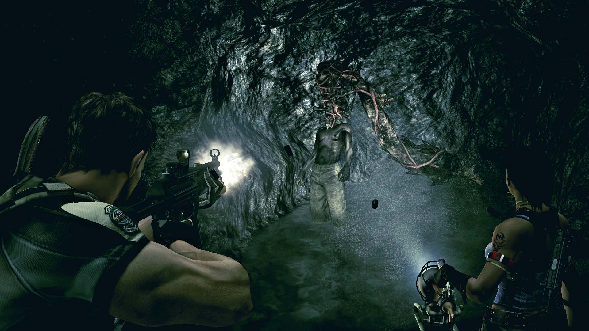 Resident Evil 5 For Ps4 And Xbox One Gets Release Date And New