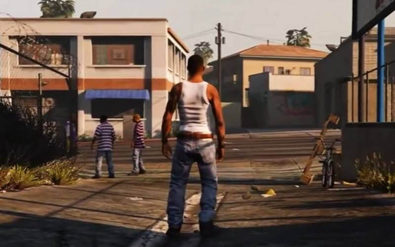 how to change looks in gta 5