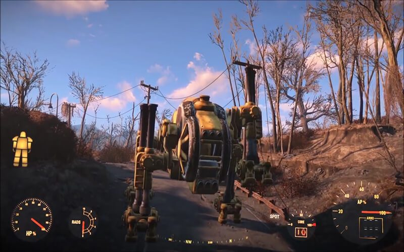 Fallout 4 Console Mods Launch, Here Are Some of the Best Ones