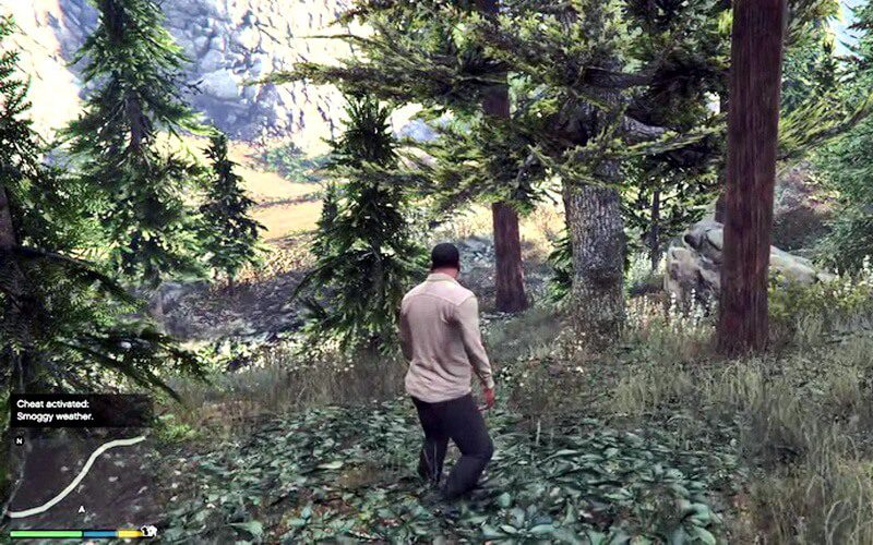 GTA V player solves Bigfoot mystery years after release, finds new