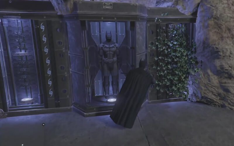 batman s batcave located in gta 5 might be the coolest thing ever