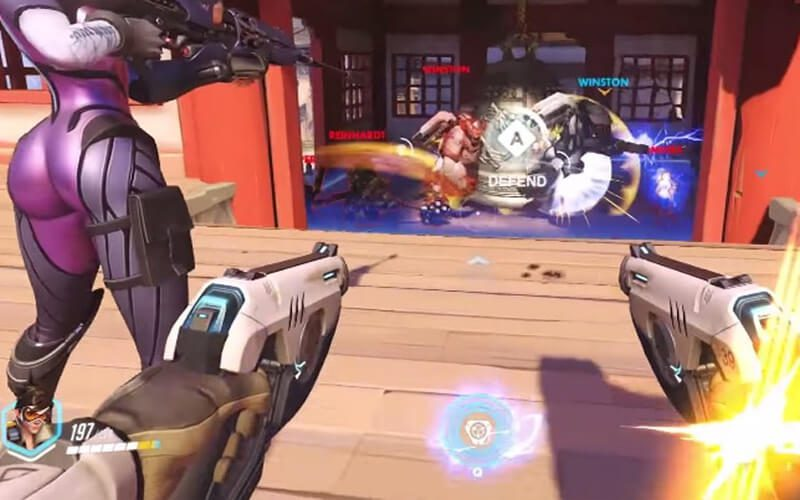 Overwatch Developers Want To Ban Mouse & Keyboard Use on
