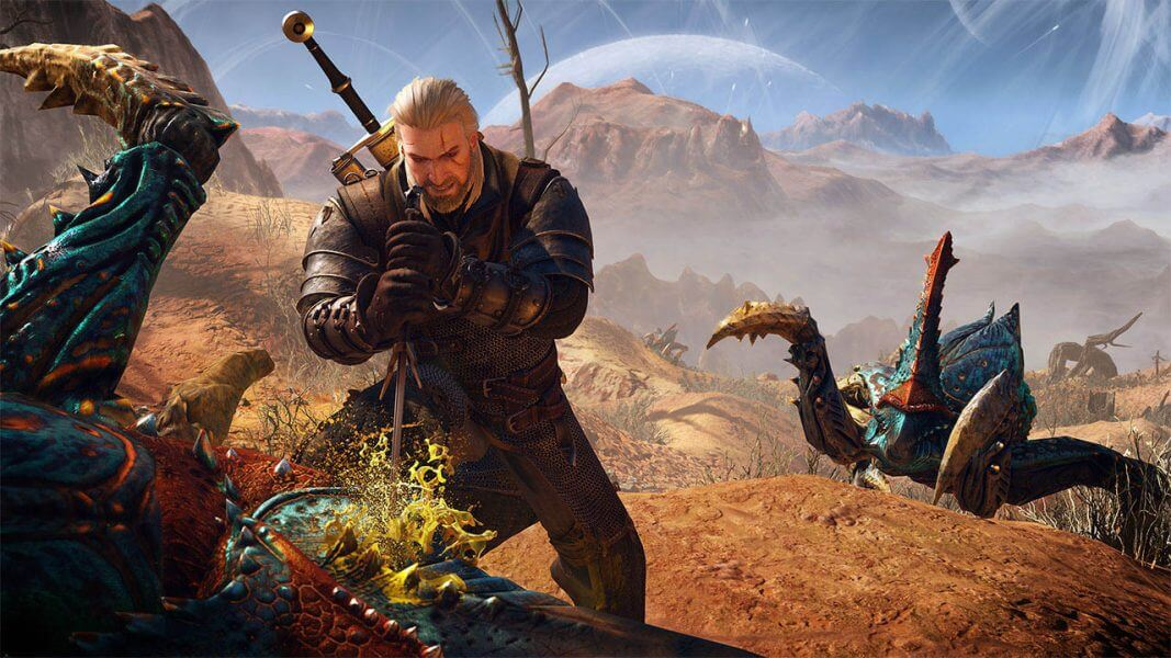 First Footage Of Netflix's The Witcher TV Show Reportedly