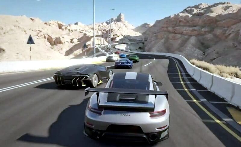 Forza Motorsport 7 Takes Up An Ridiculous Amount of Hard Drive Space