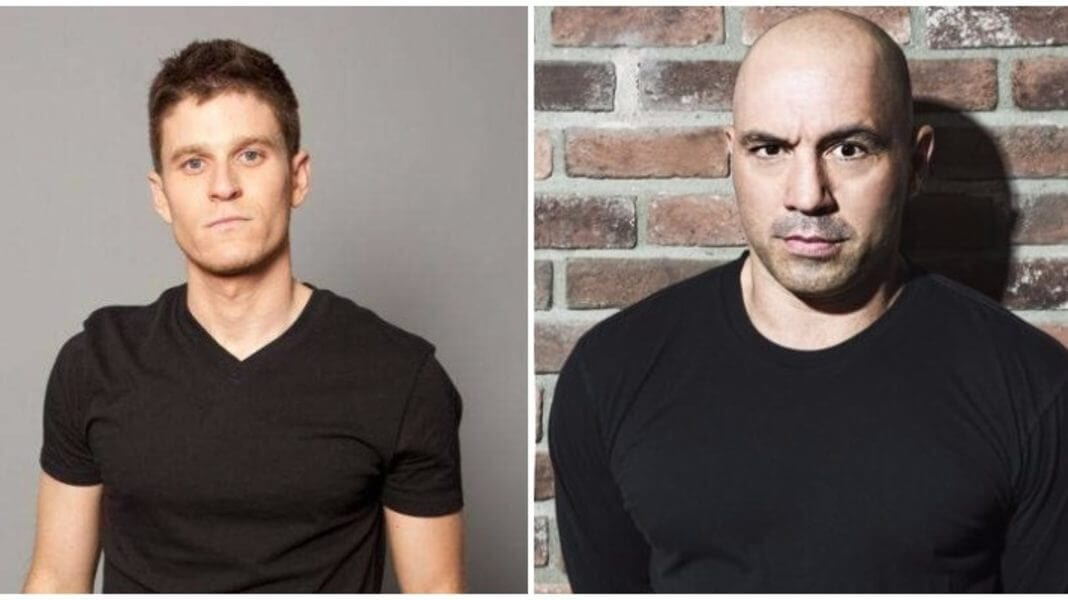 Joe Rogan Publicly Challanged To Quake Match By Attack Of The Show S Kevin Pereira While at high school, pereira hosted pointless audio under the pseudonym captain immy.2 the show featured many prank calls and was. joe rogan publicly challanged to quake