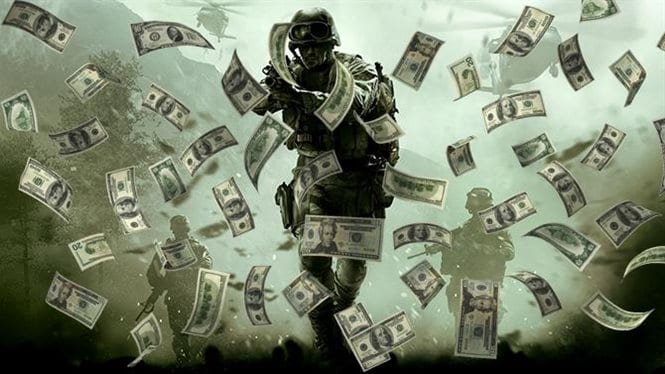 Can you win money playing call of duty