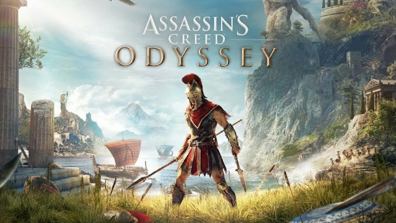 Turn Your Alexa Into Assassin's Creed Odyssey's Alexios