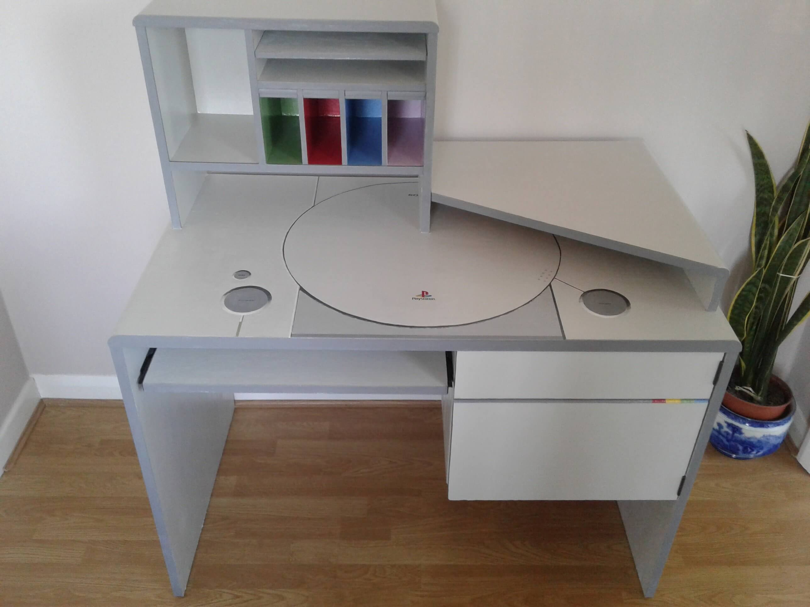 Pottery Barn Releases Playstation Furniture And It S