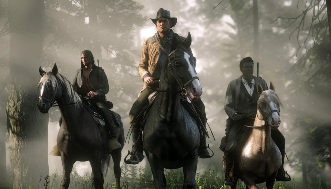 Red Dead Fans Are Losing Their Minds Over Arthur Morgan S And John