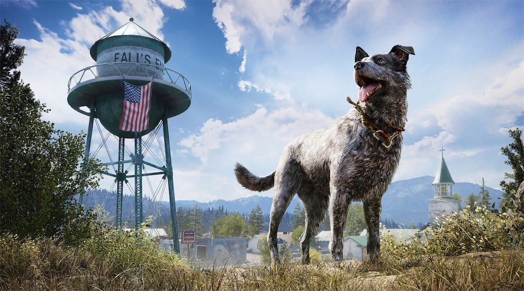 Ubisoft Has Officially Killed Off Far Cry 5 S Boomer The Dog