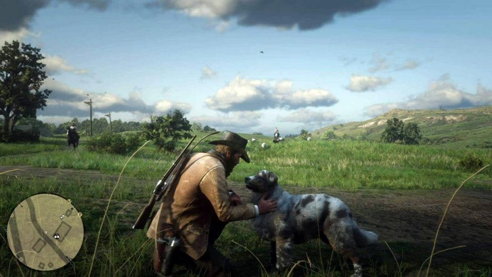 Players Want Dogs To Be Added To Help You Hunt In Red Dead