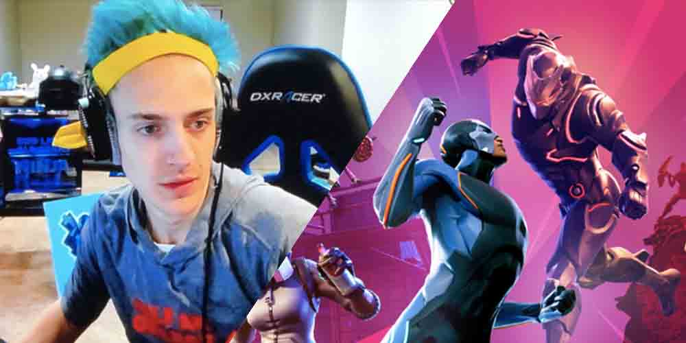 Ninja Isn't The Most Subscribed Fortnite Twitch Streamer Anymore